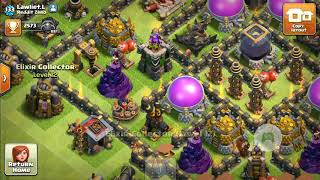 Clash of Clans: Townhall 9 (th9) Upgrade Order for War
