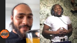 Keith Thurman on Floyd Mayweather's legacy: He was all about the money & it disconnected him w/ fans