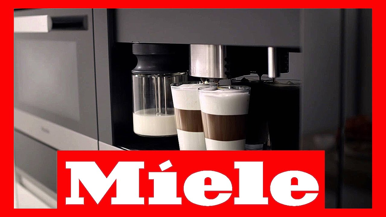 How To Descale Miele Whole Bean Coffee System Cva 4070 And 4075