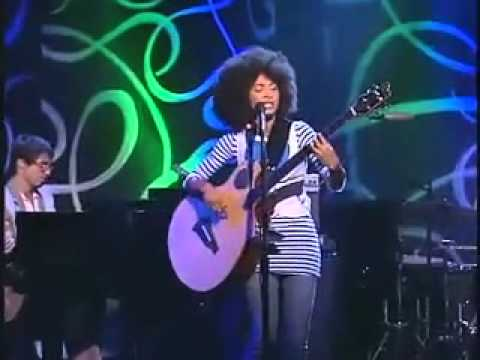 Esperanza Spalding  I Know You Know  on Jimmy Kimmel Live