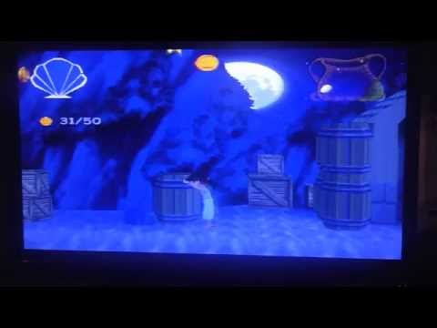 GERR Review 35 The Little Mermaid 2 Return to the Sea for the SONY PlayStation