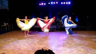 TRU International Days 2013 - Colombian cumbia-styled dance