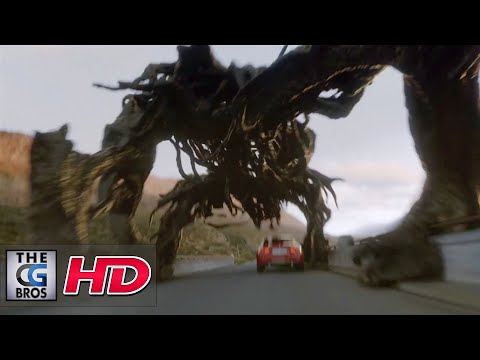 "CGI & VFX Showreels: ""Character & Creature Animation Reel"" - by Joseph Henson"