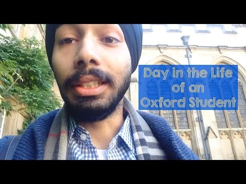 MT4: A Day in the Life of an Oxford Student
