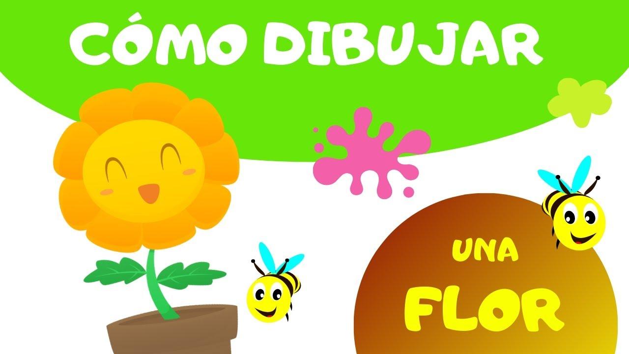 Cómo dibujar: una flor