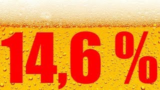 Fajowe piwo #26 Najmocniejsze piwo jakie piłem w ŻYCIU !!! 14,6 %
