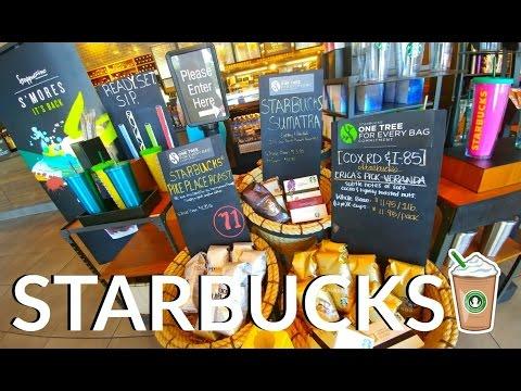 Starbucks Coffee and Bojangles. June 10th Cross Country Vlog #5