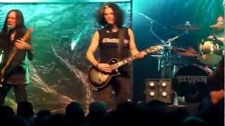 Testament - The formation of damnation live @ Effenaar Eindhoven 2012-december-03