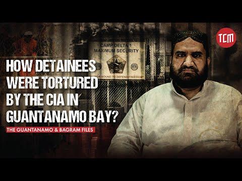 The CIA's Enhanced Torture Program in Guantanamo Bay