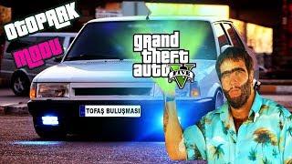 TOFAŞ BULUŞMASINI POLİS BASTI! - GTA 5 RECEP İVEDİK OTOPARK GÖREVLİSİ OLDU