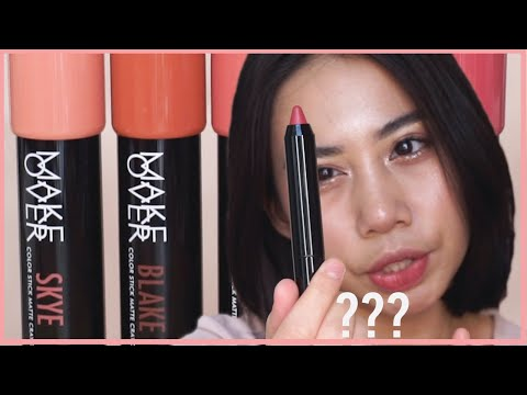 another-crayon-like-product..?-make-over-crayon-matte-lipstick-swatch-and-mini-review