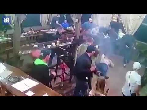 Mob Boss Shot Dead While Celebrating Prison Release