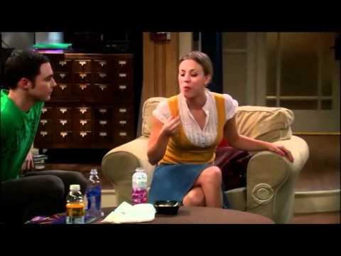 Who Gets The Dumpling Penny or Sheldon? - The Big Bang Theory