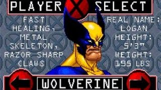X-Men: Reign Of Apocalypse Wolverine Playthrough