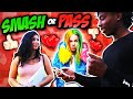 Girls React to Tekashi69 smash or pass