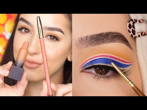 Makeup Hacks Compilation Beauty Tips For Every Girl 2020 15