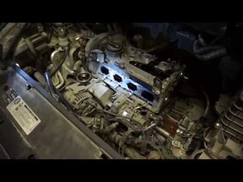 Ремонт двигателя CAWA 2.0 TSI Volkswagen Tiguan ч1. Red Line Servise