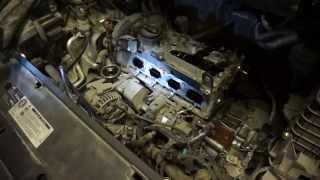 Жөндеу қозғалтқыштың CAWA 2.0 TSI (Volkswagen Tiguan) ч1. - Red Line Servise