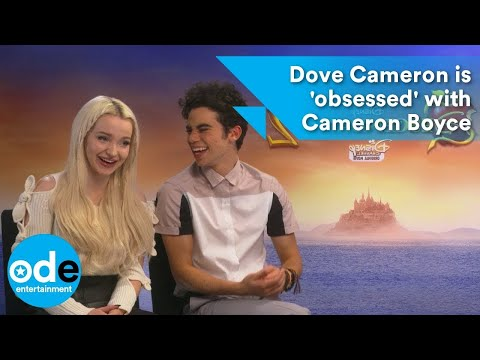 Descendants 2: Dove Cameron is 'obsessed' with Cameron Boyce