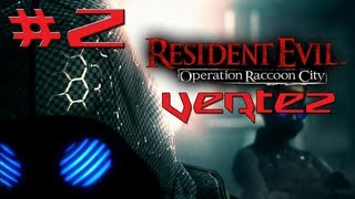 Zagrajmy w Resident Evil Operation Raccoon City #02 (PC) HD PL