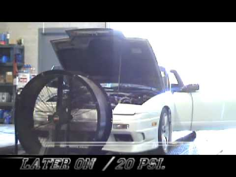 Import Intelligence Dyno Tuning Jose Lopez Full Race S13 SR