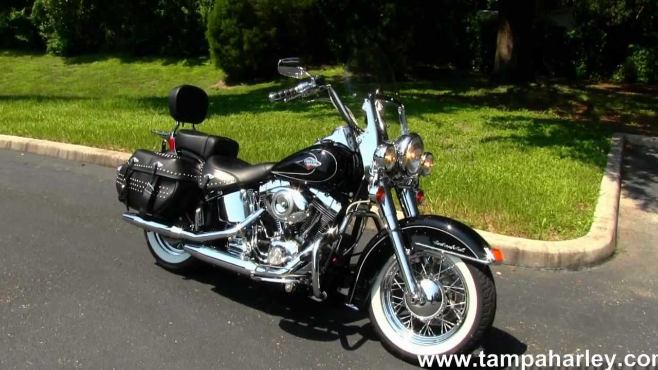 Harley Davidson Flstc For Sale