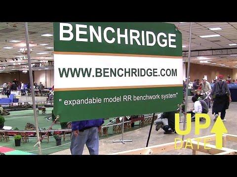 DCCTRAIN proud to present BENCHRIDGE Model Railroad Benchwork An Expandable System