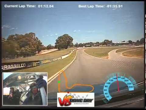 v8 drive day at barbagallo raceway 4\3\2017