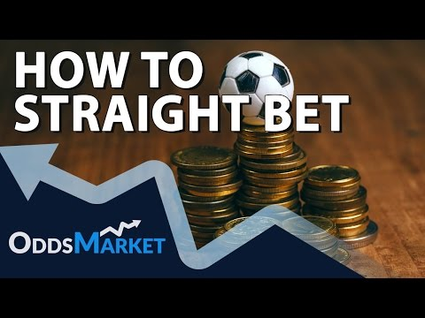 Betting Basics | Part 1: How To Straight Bet