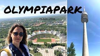 190 METREDEN MÜNİH I OLYMPIAPARK