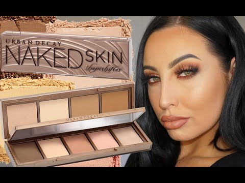 IN DEPTH CONTOUR ROUTINE USING URBAN DECAY SHAPESHIFTER