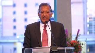Alumni Awards 2016: Manoj Singh