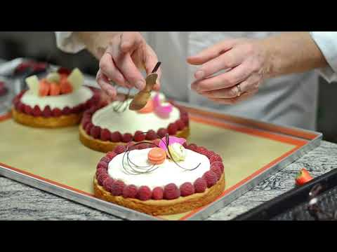 PATRICK CASULA Pastry Class in Vilnius, Kiev International Culinary Academy