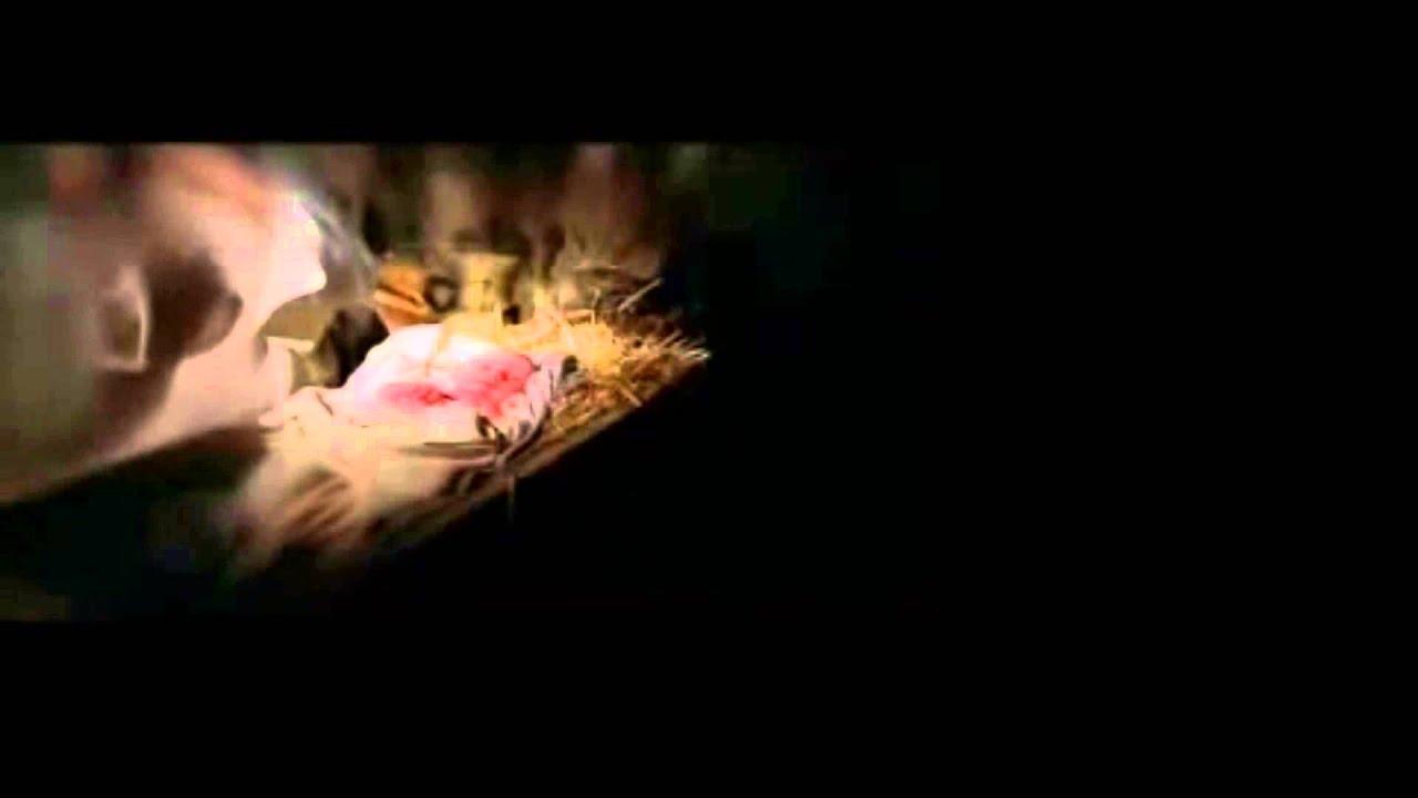 Jimmy Stewart - Mr. Krueger\'s Christmas - Nativity scene - YouTube
