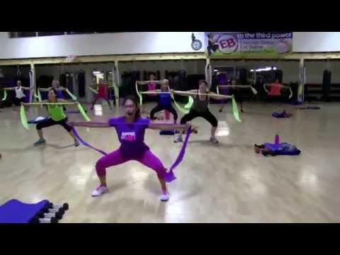 Cathe Friedrich's Fit & Firm Live Workout