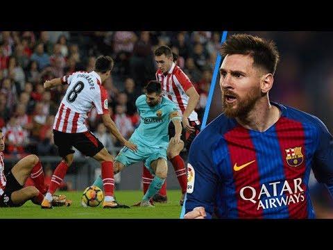 Les plus beaux dribbles de Lionel Messi - L'INTÉGRALE (2005-2018)