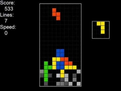"""Tetris"": major key"
