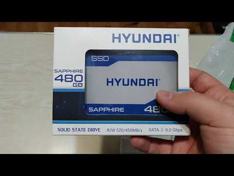 "Hyundai Sapphire 480GB 2.5"" SATAIII TLC (C2S3T/480G)"