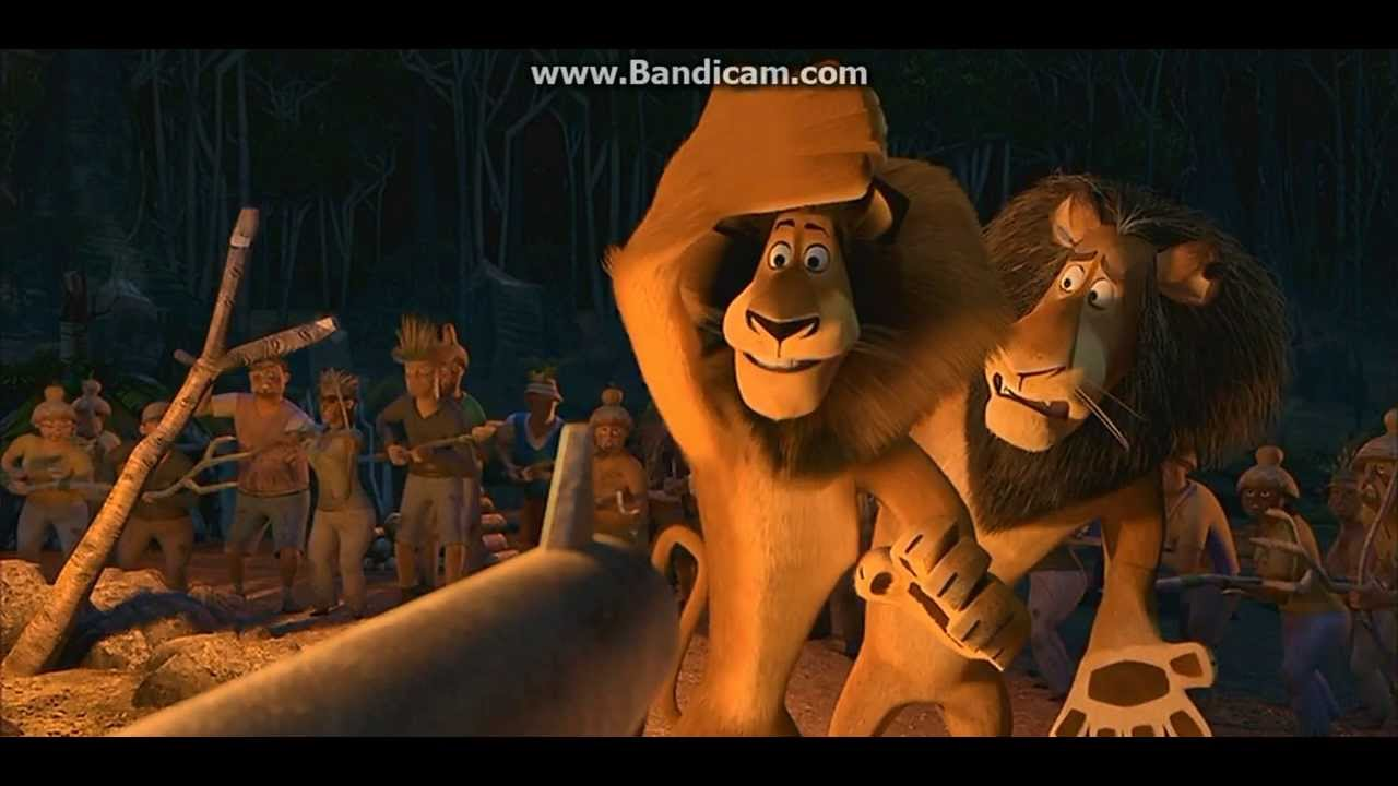 video traveling song from madagascar william