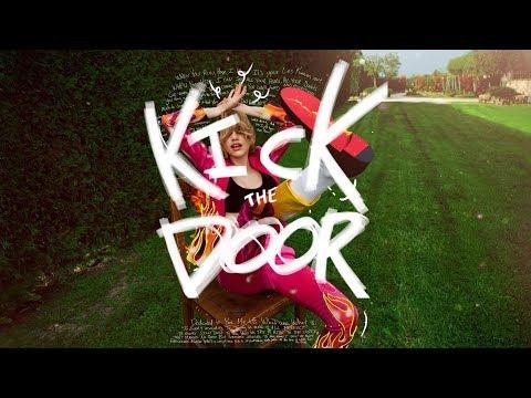 Betta Lemme - Kick The Door Animated Cover Art Ultra