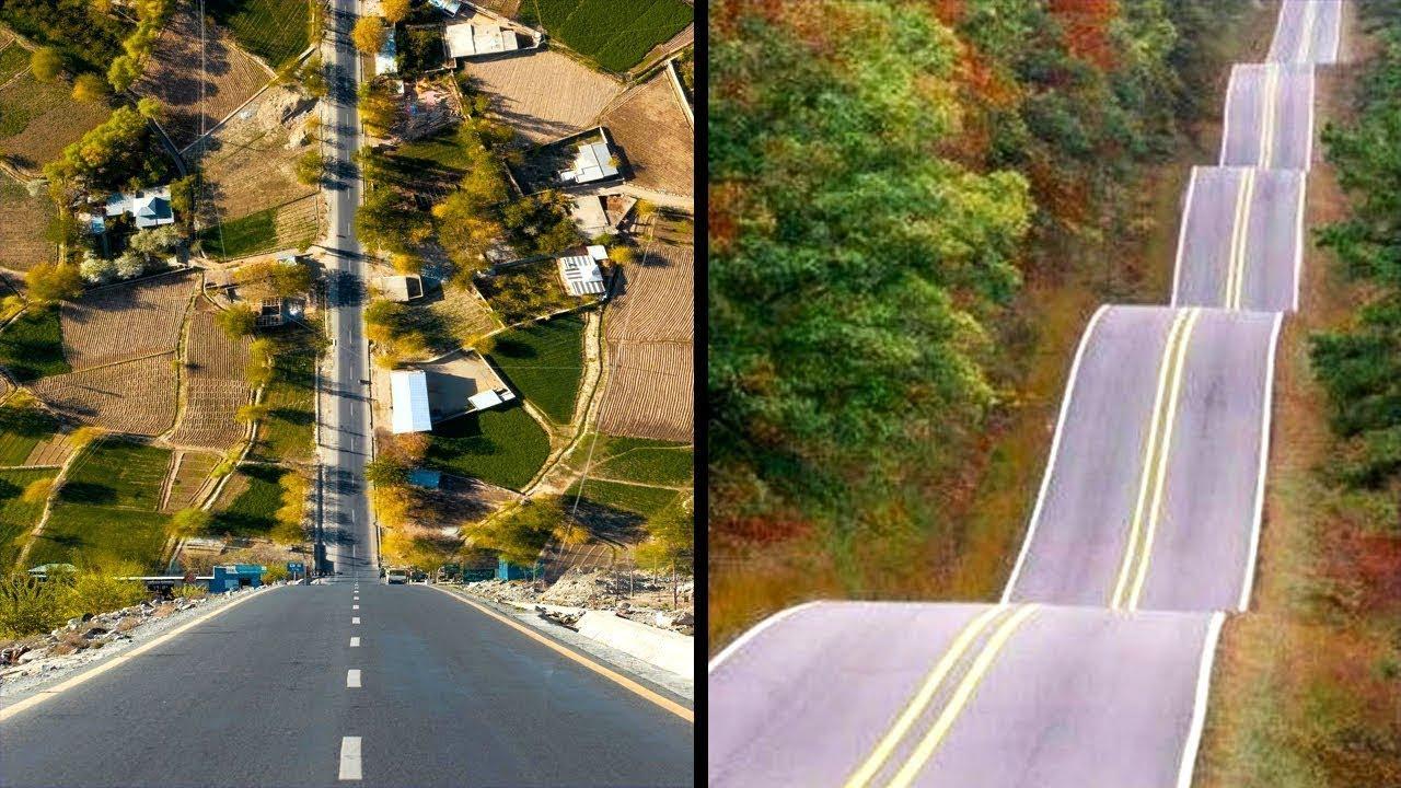 Carreteras Mas Locas En Las Que Querrás Conducir