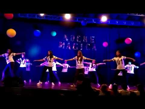 Talent Show Noche Magica 7th grade JR