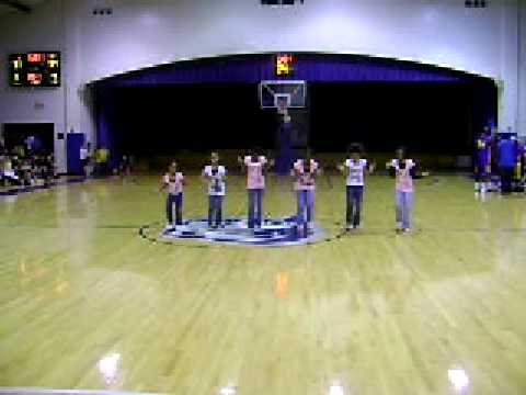 West Orange Boys & Girls Club Step Team