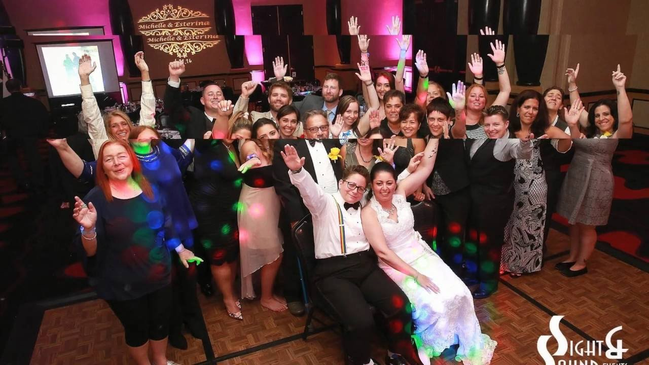 Planet Hollywood Wedding Reception Dj And Photography