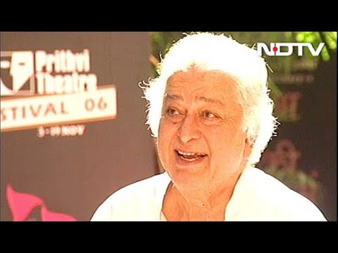 Watch: Shashi Kapoor On His Movies, Life And Loves Aired: Nov 2006