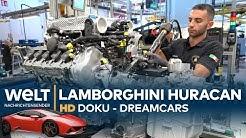 Lamborghini Huracan EVO   Dreamcars HD Doku