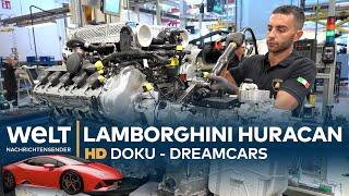 Lamborghini Huracan EVO | Dreamcars HD Doku