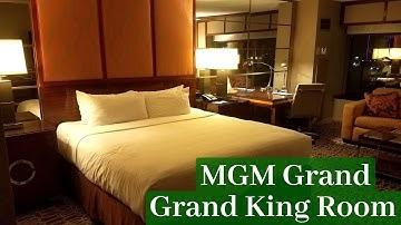 MGM Grand Las Vegas - Grand King Room