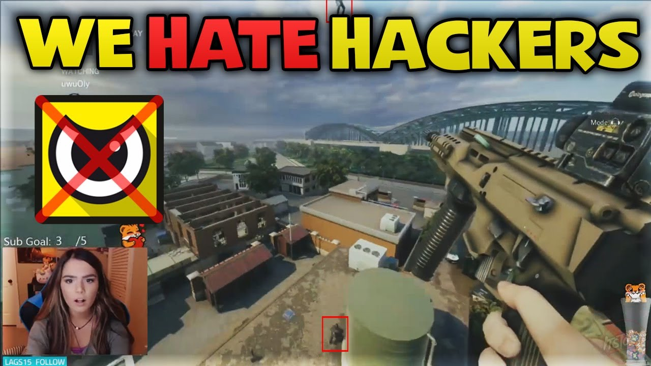 Why Siege Community Hates Hackers - Rainbow Six Siege thumbnail