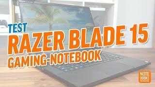 Razer Blade 15 Review - Deutsch / German ►► notebooksbilliger.de